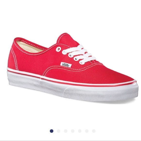 519567c6f7 Red Low-top Vans. M 5bca71709539f7dfcd3f3576. Other Shoes ...